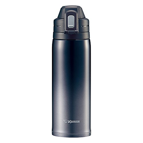 Zojirushi SD-ES08BZ Cool Bottle Stainless Steel Mug, 28-Ounce, Gradation Black