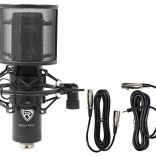 2-Person-Podcasting-Podcast-Bundle-Soundcraft-MixerHeadphonesPro-MicBoom-Arm