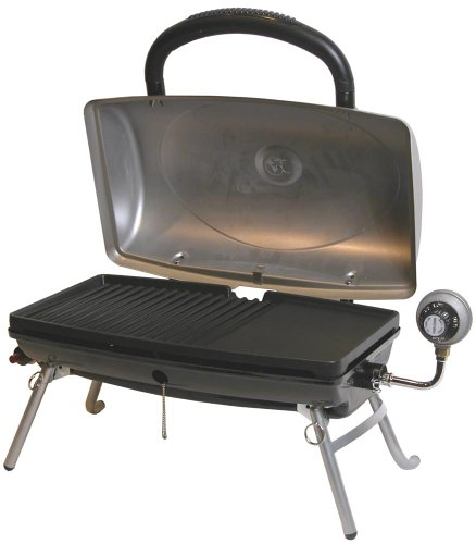 George Foreman GP160 Portable Outdoor Propane Grill