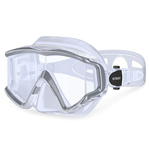 ENKEEO Dive Mask Wide 180 Degree Vision