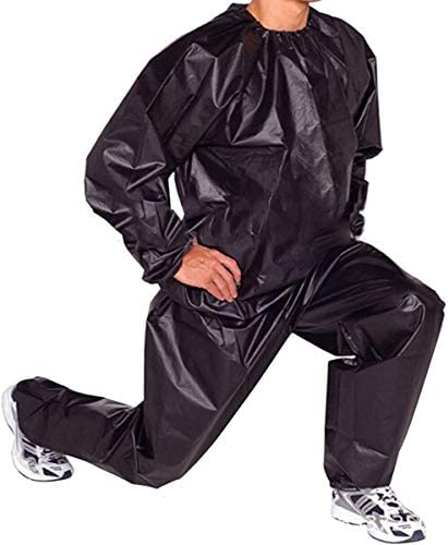 XINSHUN Sweat Sauna Suits Weight Loss Gym Exercise for Men and Women 3
