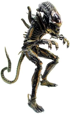 Movie Master Piece Alien 2The Alien, Brown, Version (1/6Scale Model)