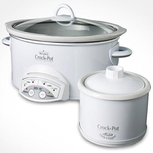 Rival Smart Pot Crock Slow Cooker