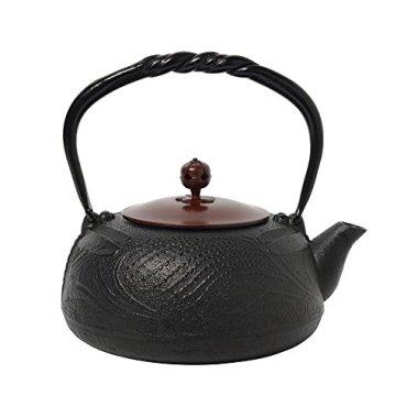 Comolife Special Iron Teapot , NAMBU TEKKI , Made in Japan