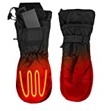 The Warming Store ActionHeat AA Battery Heated Mittens