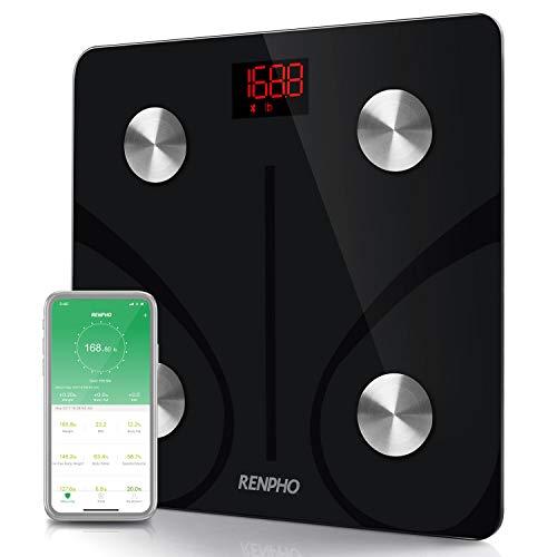 RENPHO Bluetooth Body Fat Scale Smart BMI Scale Digital...