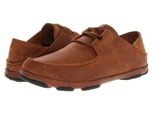 1306ffcf4488 OLUKAI  Ohana Lace-Up Nubuck Shoe – Men s Henna Toffee 11 ...