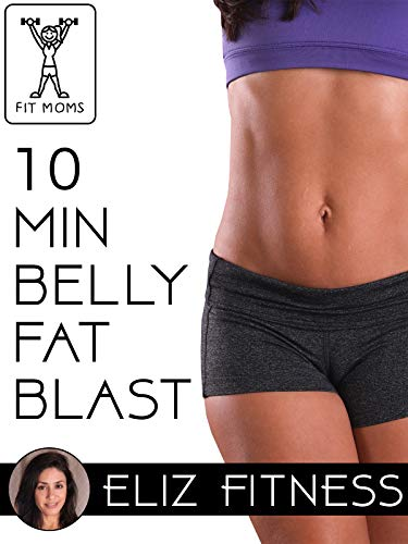 10 Minute Lower Belly Fat Blaster Ab Workout | Fit Moms with Eliz Fitness