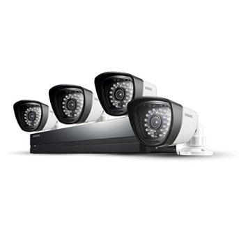 Kit vidéosurveillance Samsung 4 caméras
