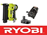 Ryobi One+ 18v Cordless Brad Nailer P320 +Battery & Charger, (Bulk Packaged)