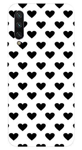 Heart Shape Pattern Mobile Back Cover for XIAOMI A3 1