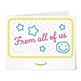 Amazon Gift Card - Print - From all of us