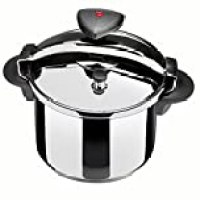 Magefesa 01OPSTACO10 Star R Stainless Steel F.P.C. Pressure Cooker, 10-Quart