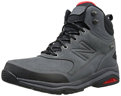 New Balance Men's MW1400v1 Walking Shoe, Grey, 15 4E US