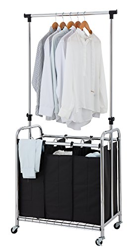 Top 10 Best Laundry Carts Reviews In 2019 Top10rec