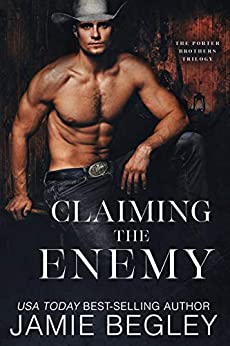Claiming The Enemy: Dustin by Jamie Begley