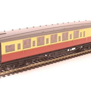 Hornby R4796A BR Maunsell 6 Compartment Brake 3rd Coach, Multi Colour 41IHIk5deRL