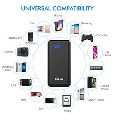Power-Bank-Portable-Charger-26800mAh-Portable-Phone-Charger-with-Dual-Ports-OutputPhone-Battery-Backup-with-Visible-LED-Screen-External-Charger-for-iPhoneSamsung-GalaxyiPad-and-More