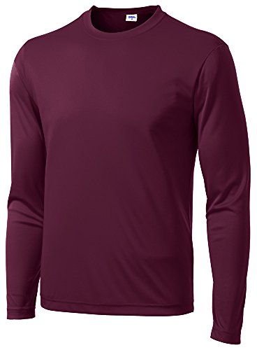 Opna Men's Long Sleeve Moisture Wicking Athletic Shirts 1 Fashion Online Shop 🆓 Gifts for her Gifts for him womens full figure