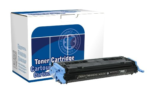 Dataproducts DPC2600B Remanufactured Toner Cartridge Replacement for HP Q6000A (Black)