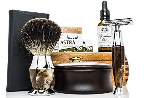 Ultimate Shaving Kit Set with Organic...