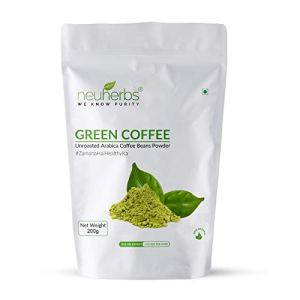 Neuherbs Green Coffee Beans Powder for Weight Loss 200g 20  Neuherbs Green Coffee Beans Powder for Weight Loss 200g 41IWWjFeD4L