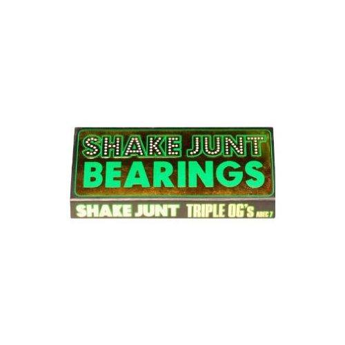 Shake Junt ABEC-7 Triple Og'S Bearings