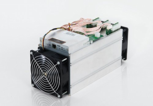 AntMiner S9 ~13.5TH/s @ 0.098W/GH 16nm ASIC Bitcoin Miner