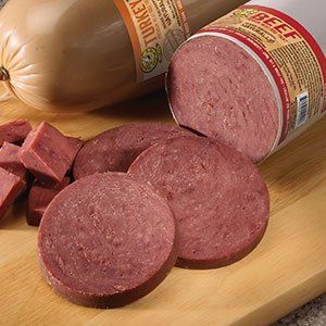 Happy-Howies-Premium-Meat-Roll-Dog-Treat-in-2-Flavors-Beef-and-Turkey-2-Rolls-Total-16-Ounces-Each