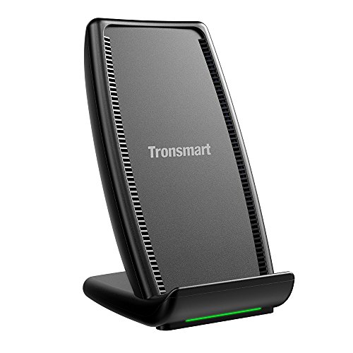 Review: Tronsmart AirAmp Fast Wireless Charger Stand with