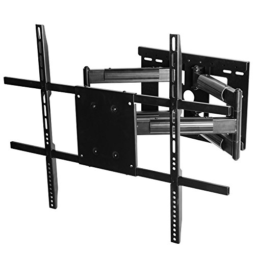 THE MOUNT STORE TV Wall Mount for Sharp 65' Class 4K HDR Smart TV - LC-65P620U VESA 400x400mm Maximum Extension 31.5 inches