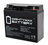 Mighty Max Battery 12V 18AH SLA Battery for Generac 7500 EXL Portable Generator Brand Product