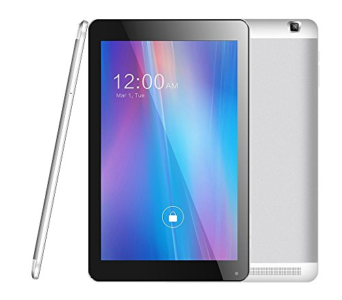 Azpen G1058 10.1' 4G LTE Quad Core Android Unlocked Tablet with Bluetooth GPS Dual Cameras