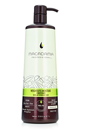 41IpMI%2BXORL An ultra-lightweight formula that won't weigh down finer hair textures, allowing for more lift, body and volume Provides lightweight hydration and promotes tensile strength Detangles, replenishes and helps prevent breakage