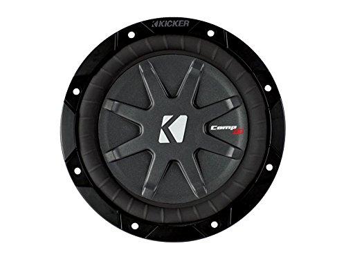 Kicker 40CWRT672 CompRT 6-3/4' Car Subwoofer - Each (Black)