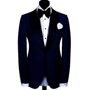 Mens FERUCCI Oversized Bow Tie – Tuxedo Black Velvet Bowtie, Mens big bow tie