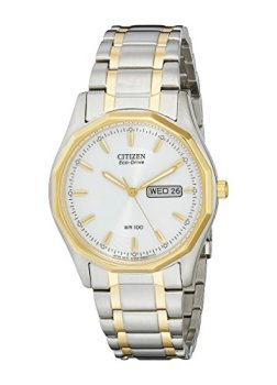Citizen Men's Eco-Drive Sport Watch with Day/Date, BM8434-58A