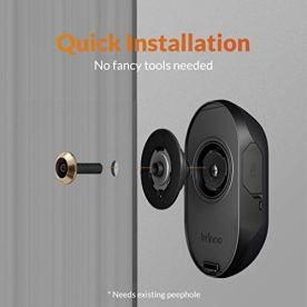 Brinno-Duo-SHC1000W-Safe-Smart-Home-Security-Concealed-Peephole-Camera-12mm-Size-Remote-Access-DIY-Install-Data-Privacy