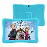 Dragon Touch X10 Kids Tablet 10.1 inch Display - Kidoz Pre-Installed with Disney Content, 2GB RAM 16GB Nand Flash, Android 7.0 Nougat, Quad Core Processor, 800x1280 IPS HD Display with Micro HDMI Slot