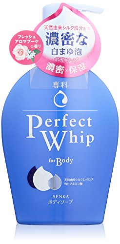 SHISEIDO FT SENKA PERFECT WHIP FOR BODY FRESH AROMA