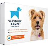 Wisdom Panel Health Canine DNA Test Canine Genetic Health Test Kit for Dogs