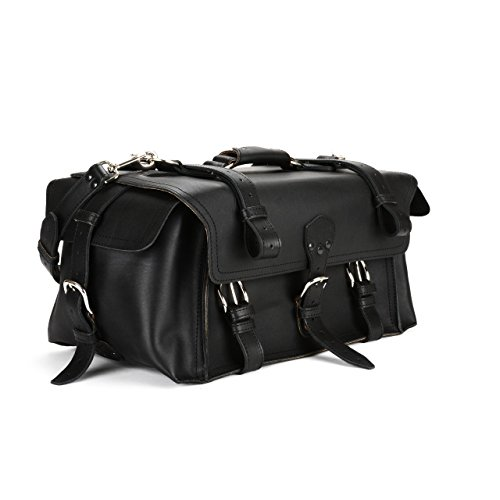 4a1d2ba30f Saddleback Leather Side Pocket Duffel - Best Carry On