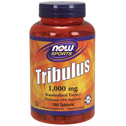 NOW Sports Tribulus 1000 mg,180 Tablets