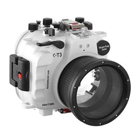 Fotga-Seafrogs-30ft-40m-Waterproof-Underwater-Camera-Housings-Case-Protection-for-Fujifilm-X-T3-Camera-with-16-50mm-18-55mm-Lens