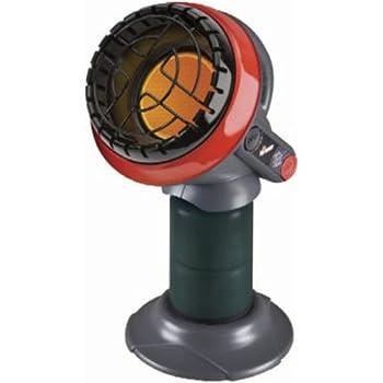 Mr. Heater F215100 MH4B Little Buddy Propane Heater