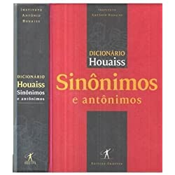 Dicionario Houaiss - Sinonimos E Antonimos