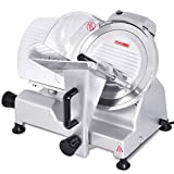 "Giantex 10"" Blade Commercial Meat Slicer Deli Meat Cheese Food Slicer Industrial Quality"