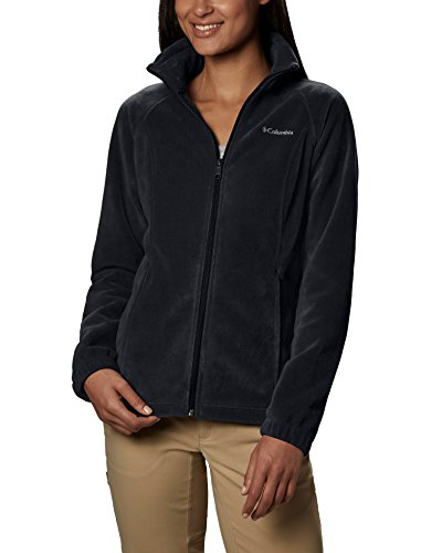 Columbia Women's Benton Springs Full Zip Jacket, Soft Fleece with Classic Fit 1 Fashion Online Shop Gifts for her Gifts for him womens full figure
