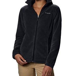 Columbia Women's Benton Springs Full Zip Jacket, Soft Fleece with Classic Fit 22 Fashion Online Shop gifts for her gifts for him womens full figure