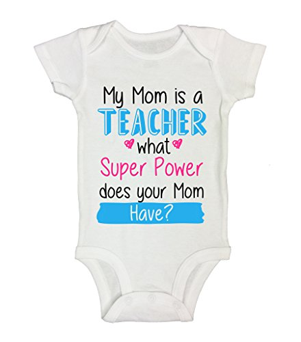 My Mom is a Teacher What Super Power Your Mom
